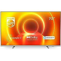 """Philips 70PUS7855/12 TV 177,8 cm (70"""") 4K Ultra HD Smart TV WiFi Argent 70PUS7855/12, 177,8 cm (70""""), 3840 x 2160 Pixels…"""