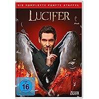 Lucifer: Staffel 5 [4 DVDs]