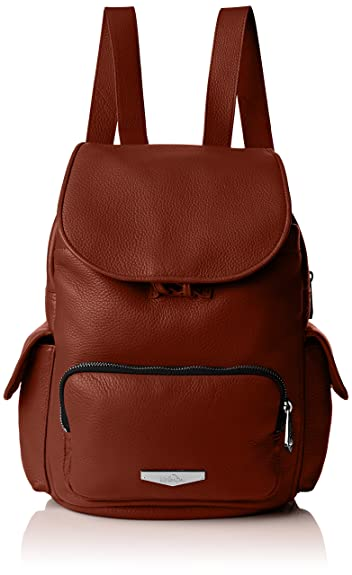 Kipling Womens City Pack S Kp Backpack Handbag Cognac: Amazon.co ...