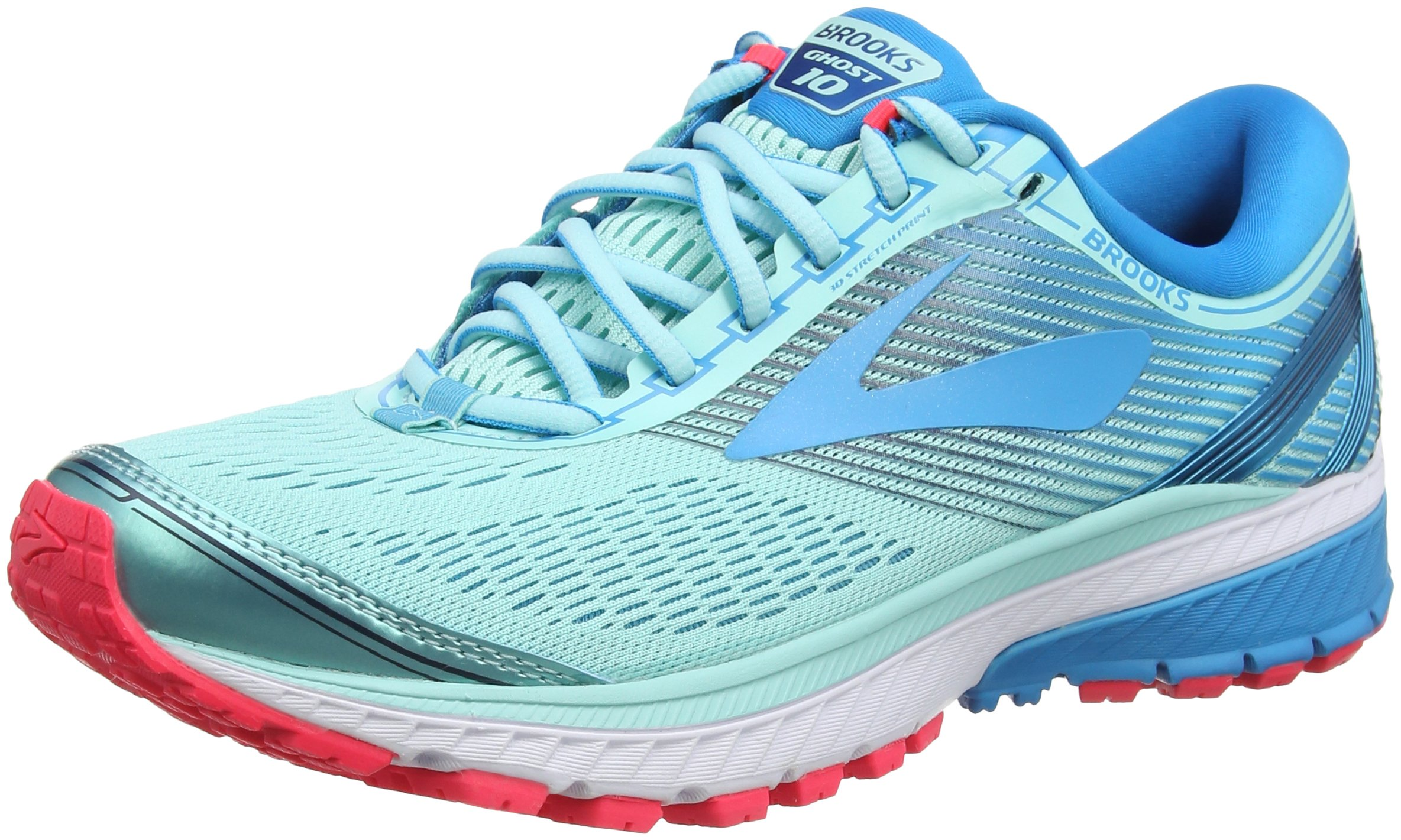 5b6cbb799abe Brooks Women s Ghost 10 Running Shoes - The sports shop