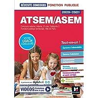 Réussite Concours ATSEM/ASEM 2020-2021 - Préparation complète