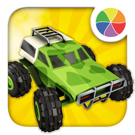 Toy Drive - Fahre virtuelle Autos in Deiner Welt mit Augmented Reality