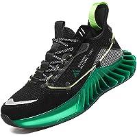 Mishansha Uomo Moda Scarpe da Corsa Ginnastica Sportive Running Fitness Sneakers