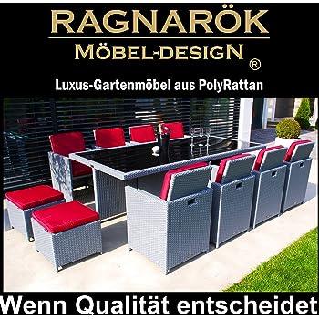 Amazon De Ragnarok Mobeldesign Polyrattan Deutsche Marke Eigene