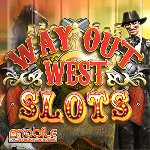 Way Out Wild West Slots TV