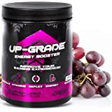 UP-GRADE - Energy Drink Pulver - Gaming Booster - Koffein Pulver voor meer Concentratie in e-Sport - 600 g 60 Servings (Red G