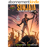 Sunjata: Warrior King of Mali [A West African Legend] (Graphic Myths and Legends) (English Edition)
