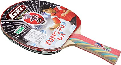 GKI Kung Fu DX Table Tennis Racquet