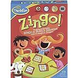 ThinkFun - Gioco per Bambini il Movimentato Bingo di Parole, Multicolore, 76324