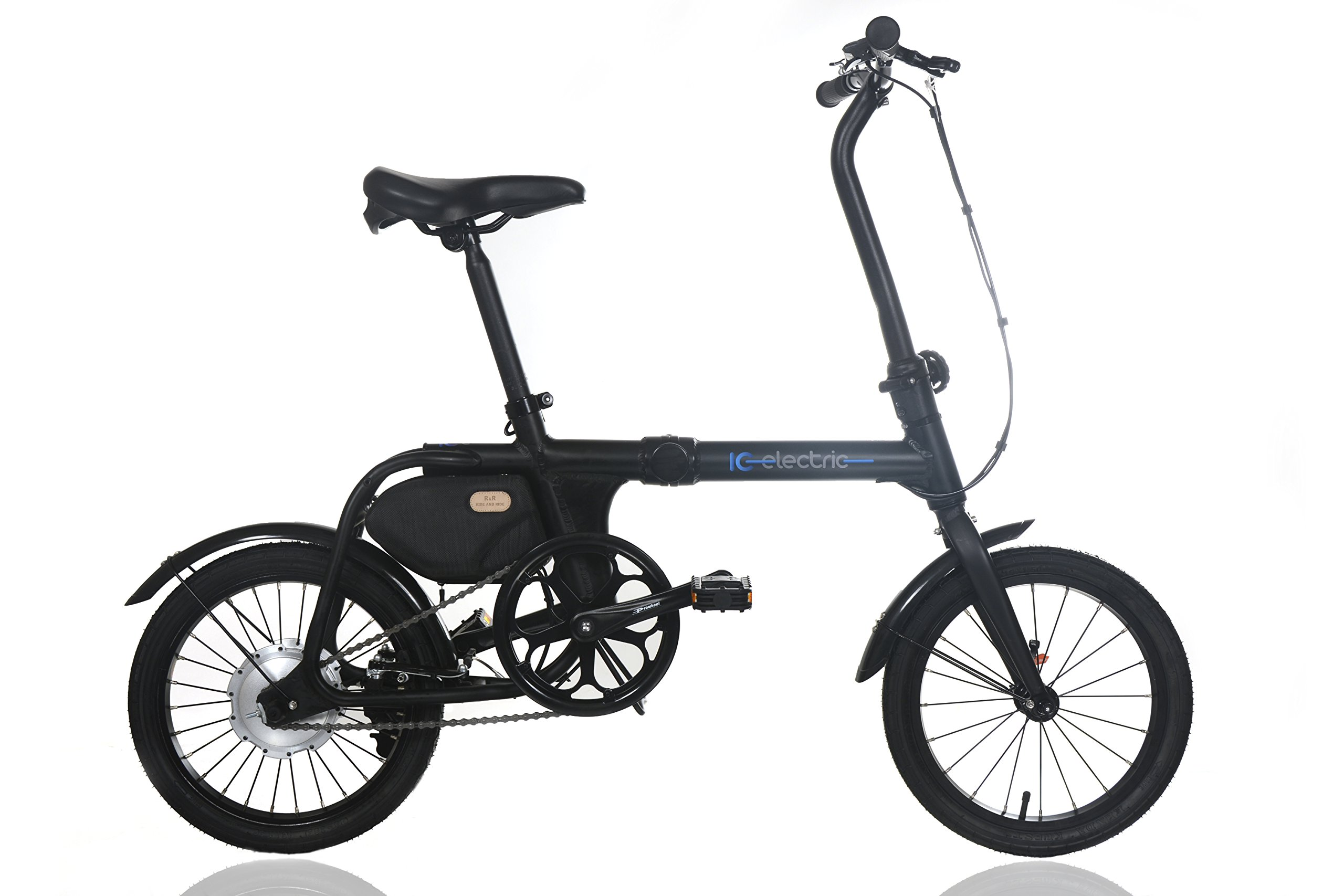 Bicicleta eléctrica plegable Micro de IC Electric