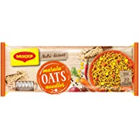 MAGGI NUTRI-LICIOUS Masala Oats Noodles – (Pack of 4) 290g Pouch