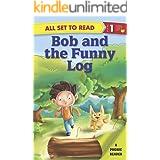 Bob and the funny log
