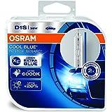 Osram Xenarc COOL BLUE INTENSE D1S HID Xenon-Brenner, Entladungslampe, 66140CBI-HCB, Duobox (2 Stück)