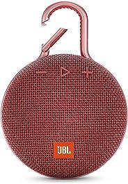 JBL JBLCLIP3RED Taşınabilir Bluetooth Hoparlör, Kırmızı