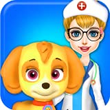 Fluffy Pets Vet Doctor Care - Everyone just love with their pets and always love the pets vet doctor games