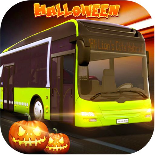 Halloween Scary Girls Party Bus Driver (Girl Scary)