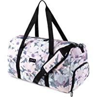 Jadyn B Weekender Bag - 56 cm./ 52L - Borsone con Tasca per Scarpe