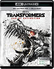 Transformers 4: Age of Extinction (4K UHD & HD) (2-Disc)