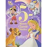 5-Minute Disney Classic Stories (5-Minute Stories)