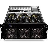 Bold. Mining Rig Ordinateur • 6x RX 470• optimierter GPU de Miner pour Crypto de Monnaies • Ethereum • monero • zcash • • Litecoin • avec Or Bitcoin Mining Logiciel Plug & Mine • Mining Serveur