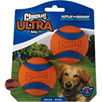 Chuckit Ultra Ball, Palla Multicolore, M