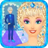Snow Queen Wedding Salon: Spa, Makeup and Dressup - Full Version