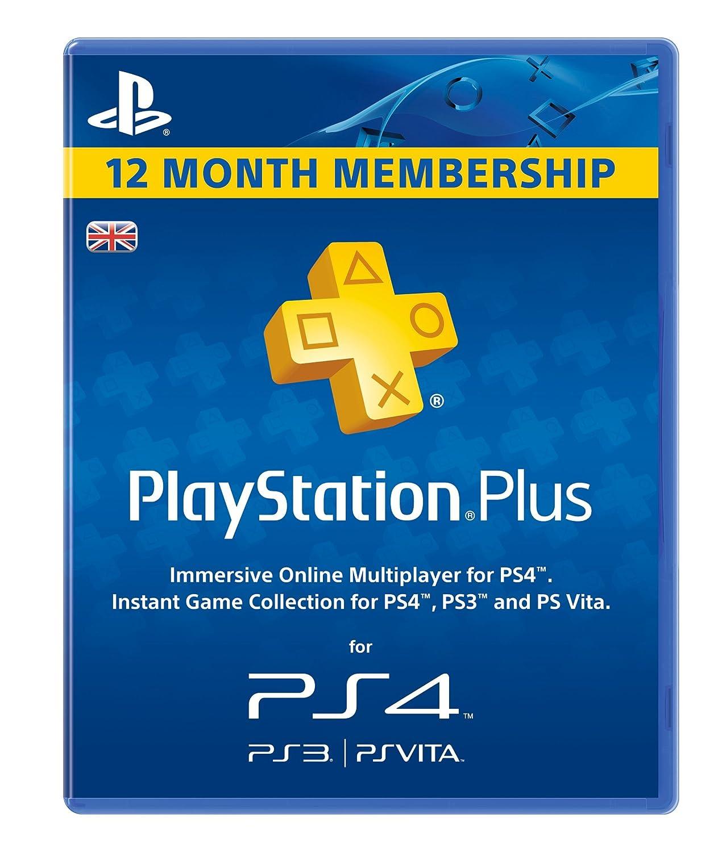 Uk customer account create/downloader - Playstation Plus 3 Month Membership Ps4 Ps3 Psn Download Code Uk Account Amazon Co Uk Pc Video Games