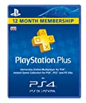 PlayStation Plus Card 365 Days (PS4)