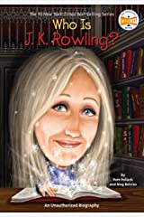 Who Is J.K. Rowling? (Who Was...?) Paperback