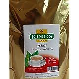KINGS TEA, ASSAM, LOOSE LEAF TEA (SMALL ) 1KG