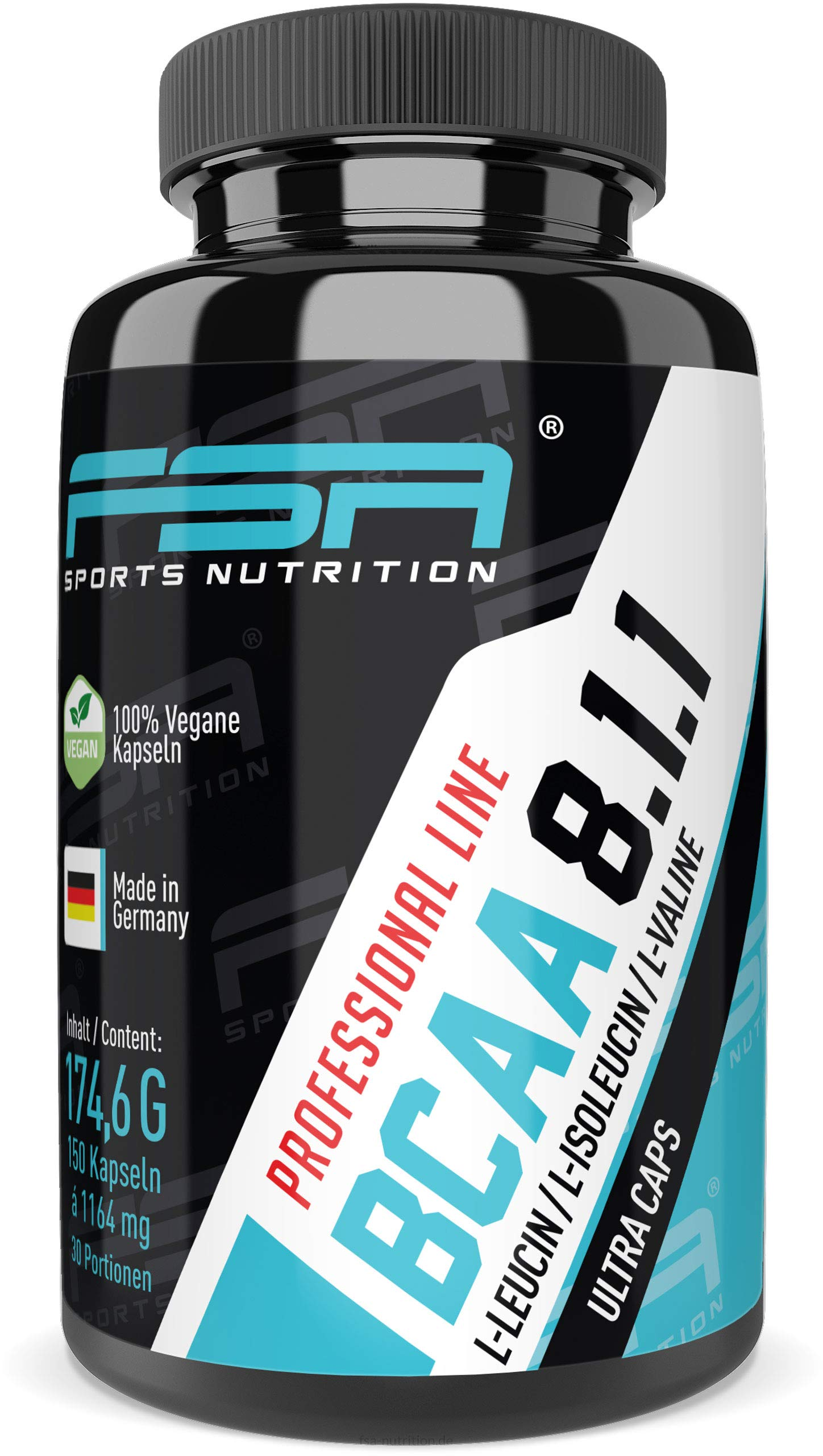 FSA Nutrition BCAA