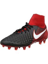 Messi 16.3 FG - Chaussures de Football Ligne Lionel Messi pour Homme, Argent, Taille: 43 1/3adidas