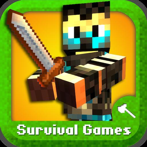 Survival Games - Mine Mini Game & Multiplayer