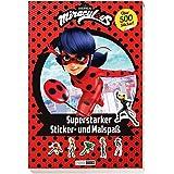 Miraculous: Superstarker Sticker- und Malspaß: über 500 Sticker