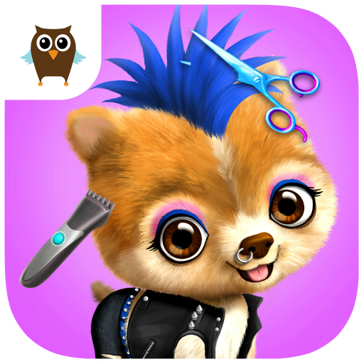 Animal Hair Salon - Furry Pets Haircut and Style Makeover