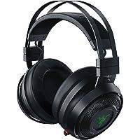 Razer Nari – Wireless Gaming Headset (Kabellose Kopfhörer, Tragekomfort ohne Kompromisse, 16 Stunden Akku-Laufzeit, THX…