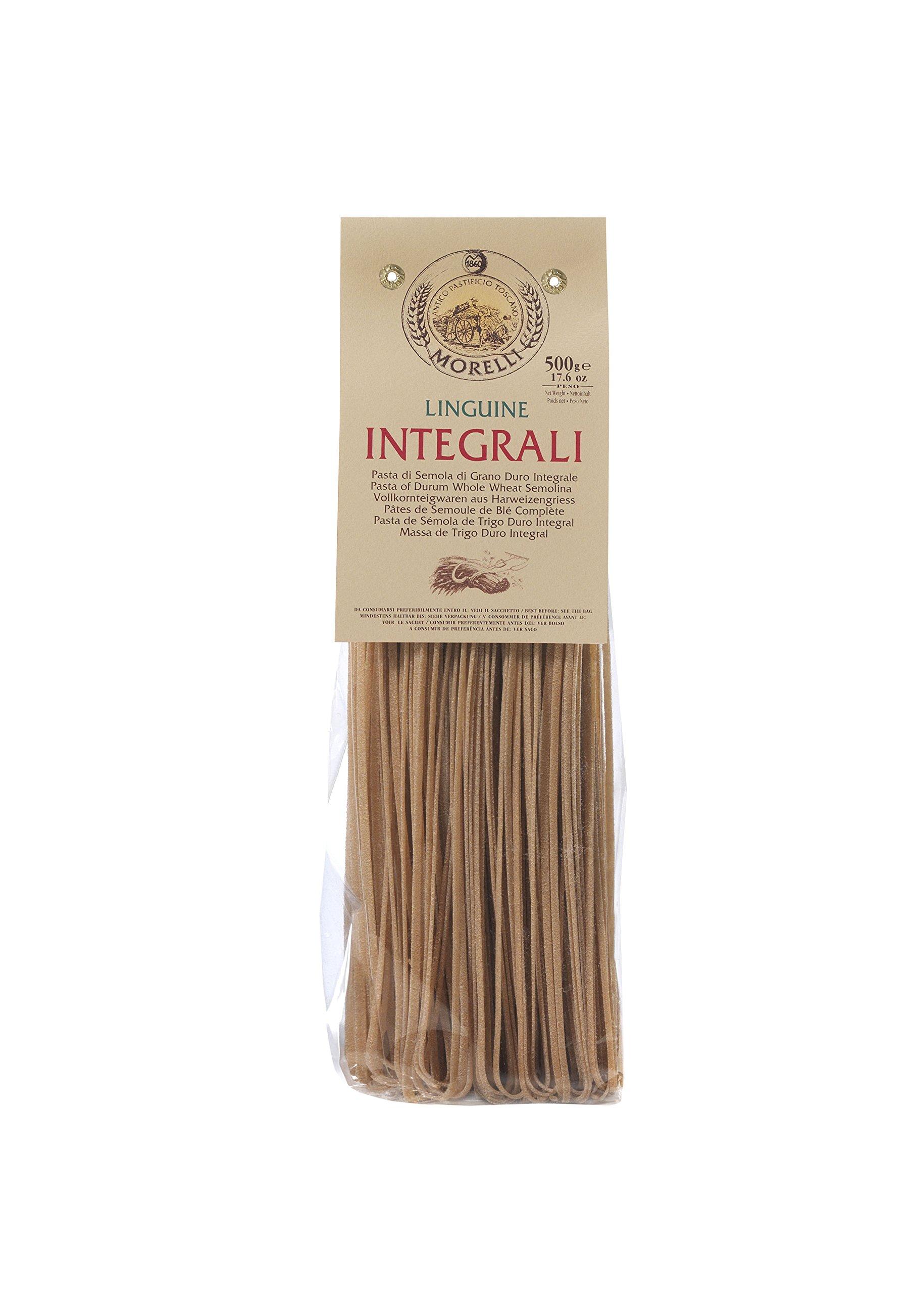 Antico Pastificio Toscano MORELLI - Linguine Integrali (500 gr)
