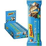 PowerBar Protein Nut2 Milk Choco Hazelnut 18x(2x22,5g) - Barrette Proteiche a Basso Contenuto di Zuccheri