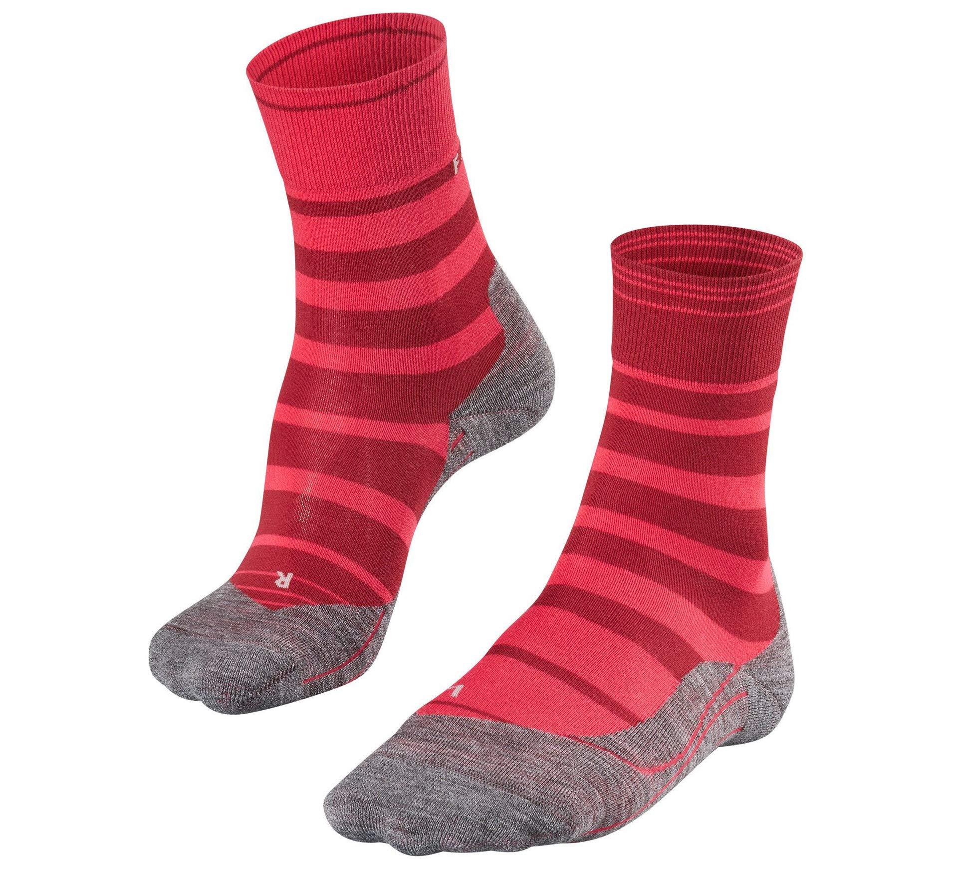 Falke Laufsocke RU4 Stripe Strümpfe Socken Runningsocken Sportsocken