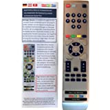 HbbTV4You Service-Fernbedienung V2.0 Plus für Samsung KU-Serien zur Freischaltung von PVR und TimeShift bei KU6079 KU6099 KU6179 KU6459 KU6479 KU6509 KU6519