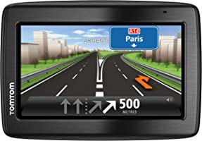 TomTom Car Sat Nav VIA 135, 5 Inch with Lifetime Europe Maps, Handsfree Calling, Resistive Screen