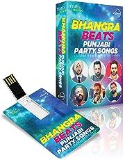 Music Card: Bhangra Beats-Punjabi Party Songs - 320 kbps MP3 Audio (4 GB)