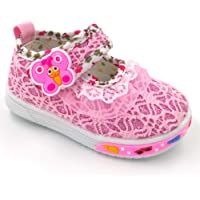 Urbanfeet chu chu Sound Walking Shoes for Baby Girls | Stylish