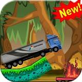 Big Truck Climbing Jungle Mountains