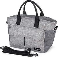 Sac Isotherme BITIWEND Lunch Bag, Sac-Glacière Cooler Bag Sac de Repas pour Le Transport des Aliments, Bureau, Camping…