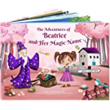 Personalised Magic Story Book - A Unique Bedtime Story Based on the Letters of a Child's Name - Learning and Reading…