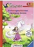 Einhorngeschichten (Leserabe mit Mildenberger Silbenmethode)