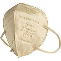 Exovir Bio-Bambus FFP2-Atemschutzmasken - Innovativ und umweltfreundlich Made in Germany. Mundschutz, hoher Tragekomfort…