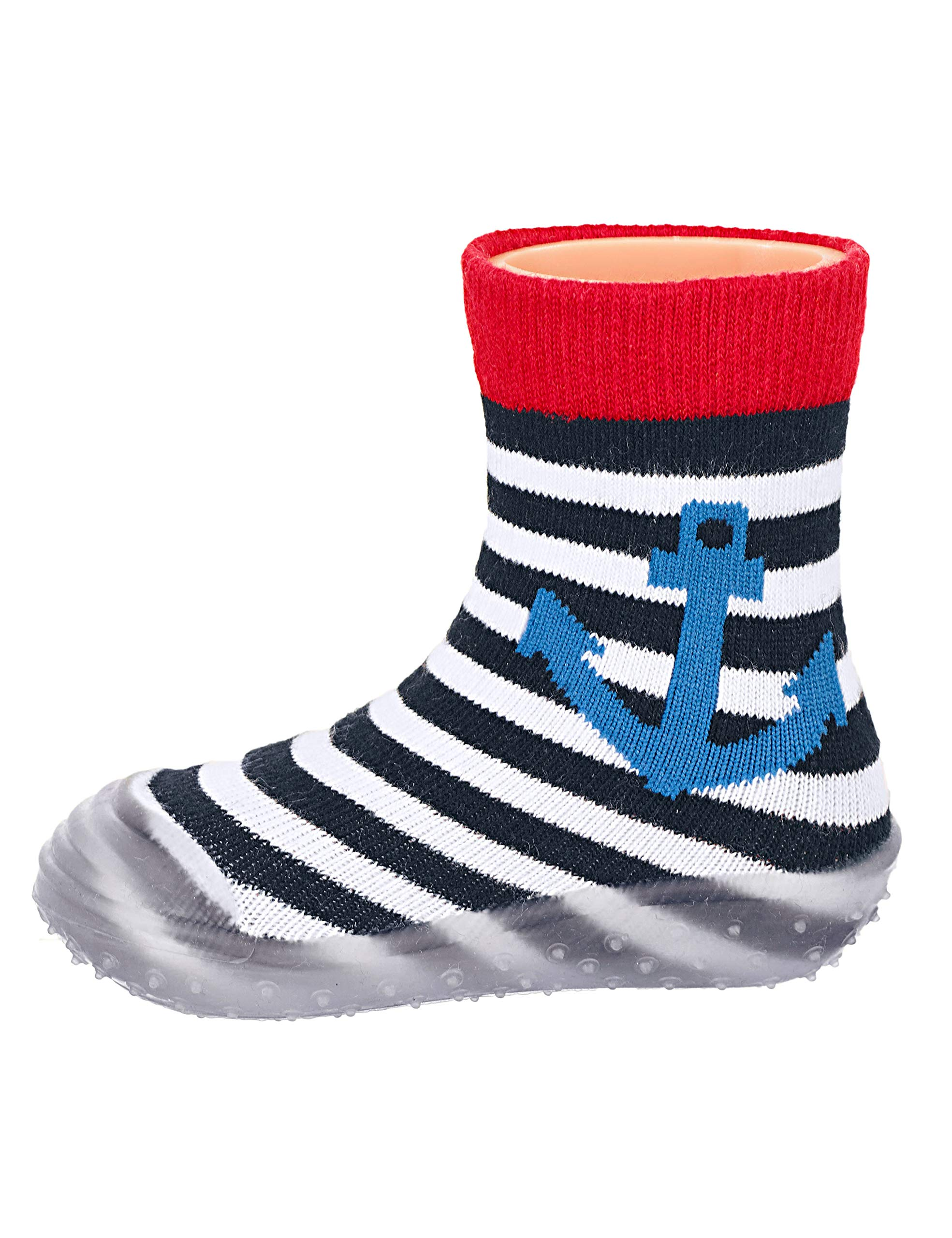 Sterntaler Adventure-Socks Anker, Zapatillas Impermeables para Niños 2
