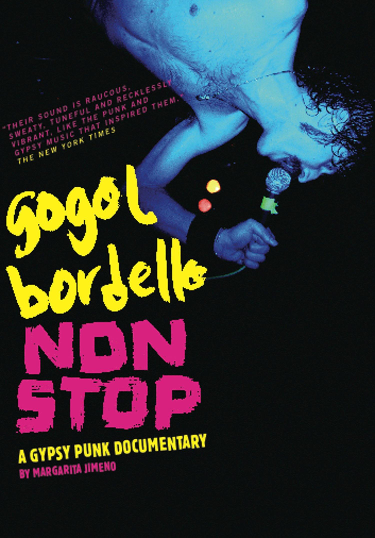 Gogol Bordello Non-Stop [Edizione: Germania]